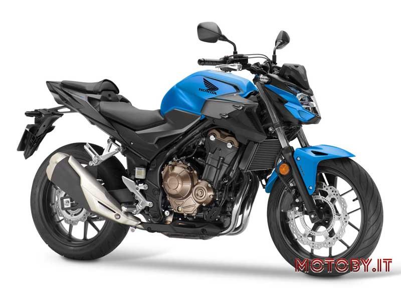 Honda CB500F MY2021