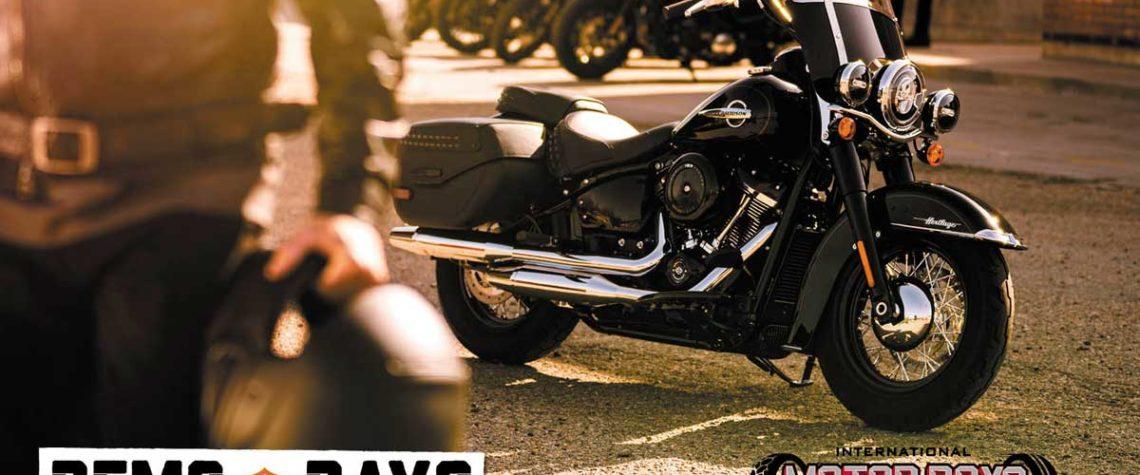 Harley-Davidson all'International Moto Days Civitanova Marche