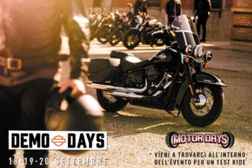 demo days Harley-Davidson