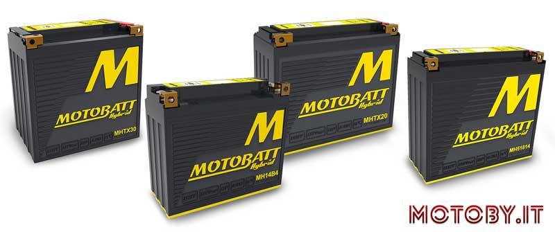 Batterie moto Motobatt