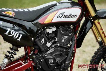 Indian Motorcycle torna a scalare le colline con l'FTR750 per la AMA Pro Hillclimb Series