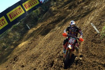 Jeffrey Herling MX GP Italia