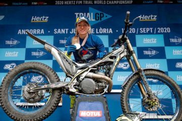 7° Mondiale per Emma Bristow in TrialGP