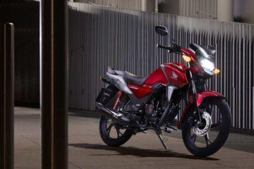 Honda CB125F MY2021