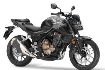 Honda Gamma 500 2021