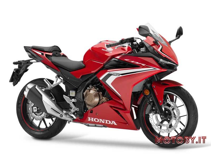 Honda CBR500R MY2021