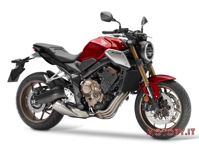Honda CB650R MY2021