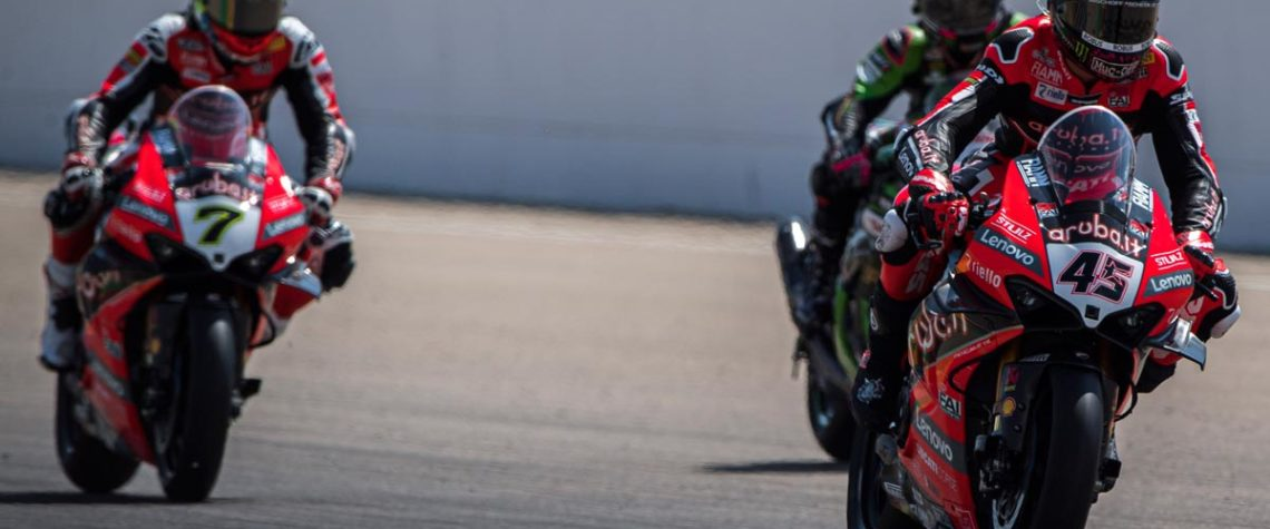 Aruba.it - Ducati Superbike 2021