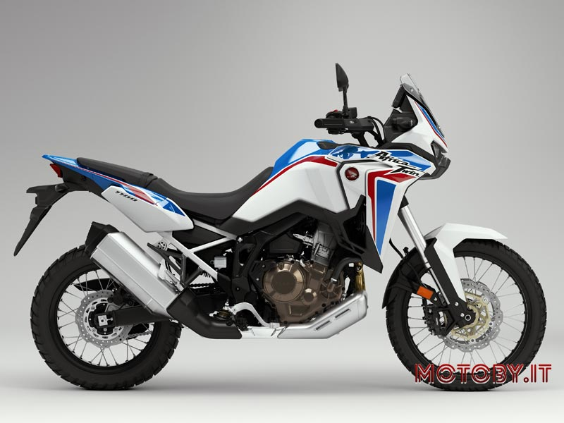 Honda CRF1100L Africa Twin MY2021