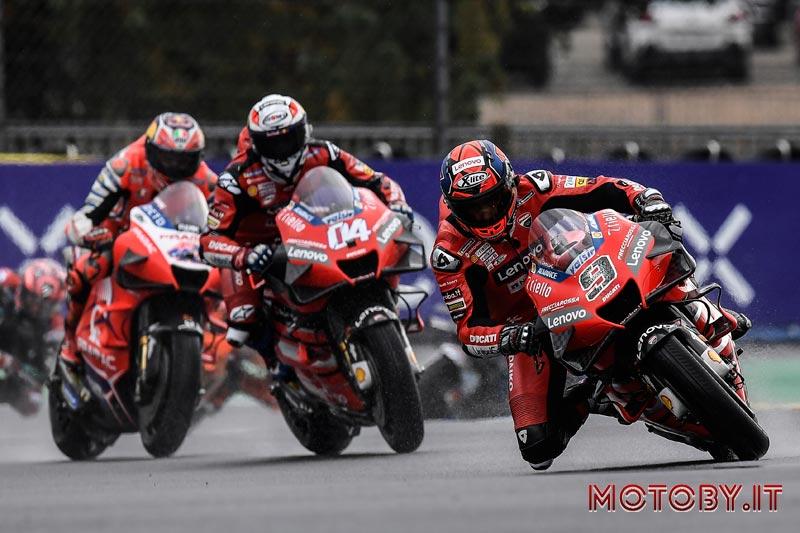 Ducati MotoGP Francia