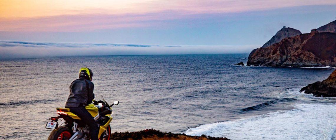 Aprilia RS 660 California
