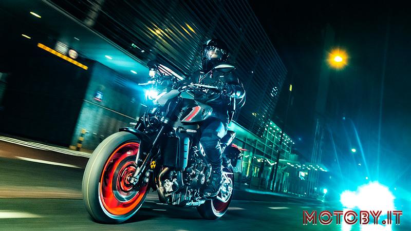 Yamaha MT-09 MY2021