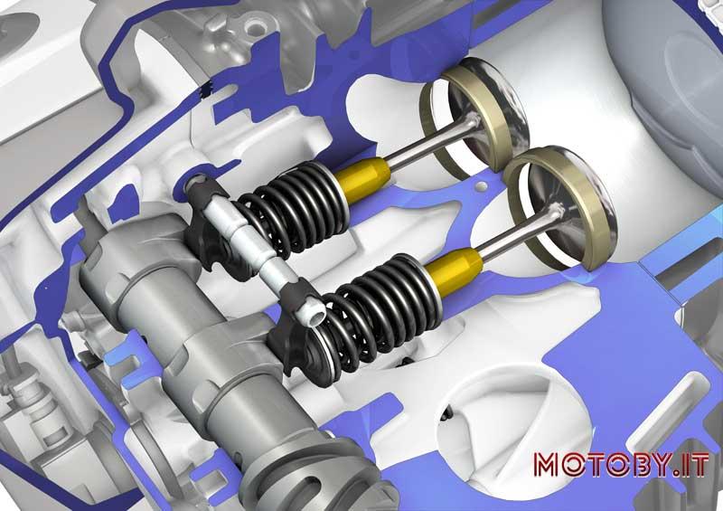 BMW R 1250 GS engine