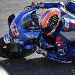 Alex Rins Suzuki MotoGp Aragona