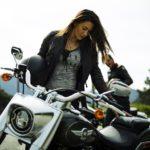 Harley-Davidson® Orange and Black