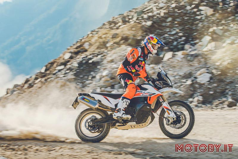 KTM 890 ADVENTURE R Rally