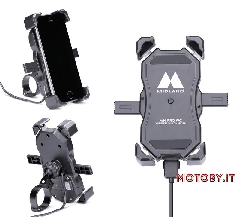 Portasmartphone MH Holder Midland