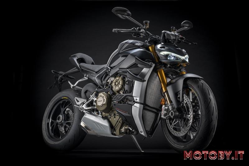 Ducati Streetfighter S Dark Stealth