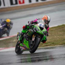 Lucas Mahias Kawasaki Puccetti Racing