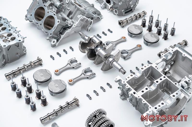 Motore Ducati V4 Granturismo