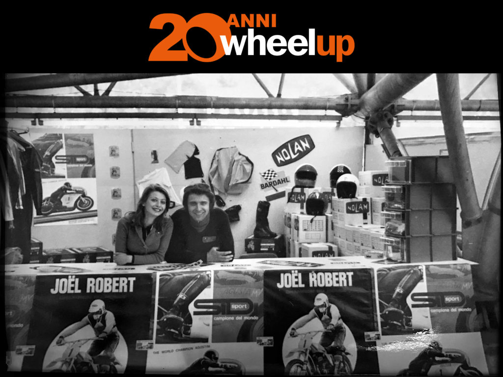 20 anni di Wheelup
