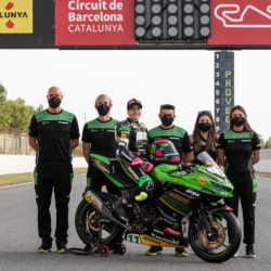 Ana Carrasco Team SSP300