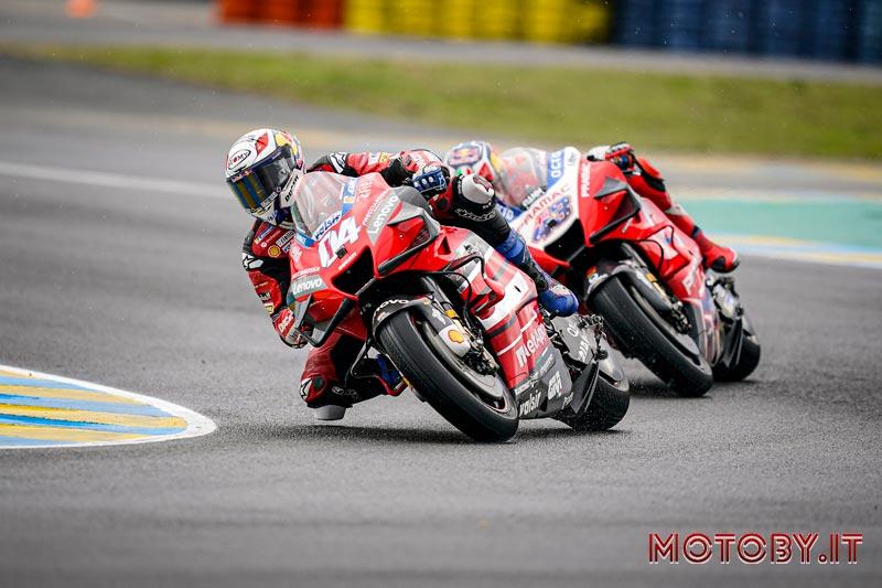 Andrea Dovizioso Ducati MotoGP Francia