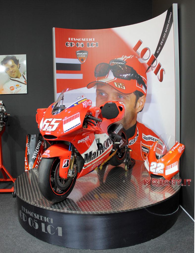 Ducati Capirossi MotoGP2005