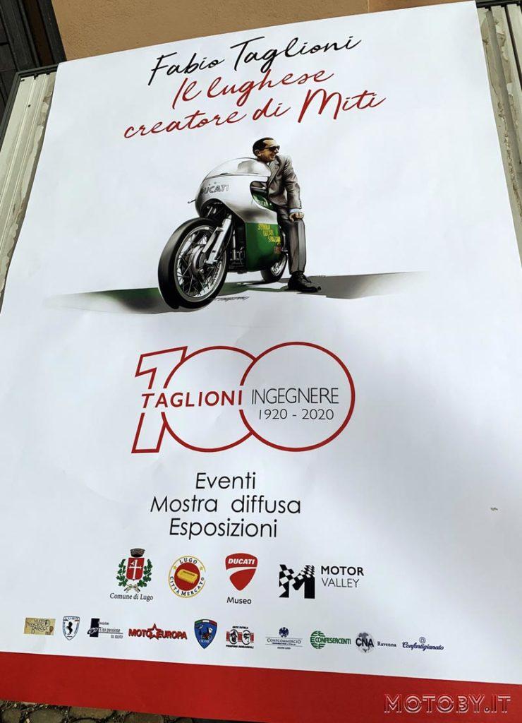 Fabio Taglioni, Mister Desmo Libro