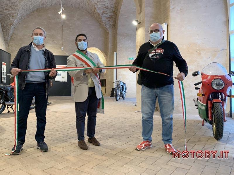 Fabio Taglioni, Mister Desmo Mostra 100 Anni