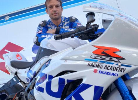 Driving school GSX-R Racing Academy di Suzuki