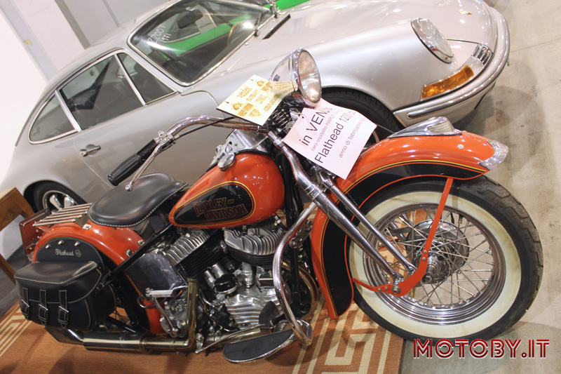 Harley-Davidson Model U del 1942 Auto Moto d'Epoca