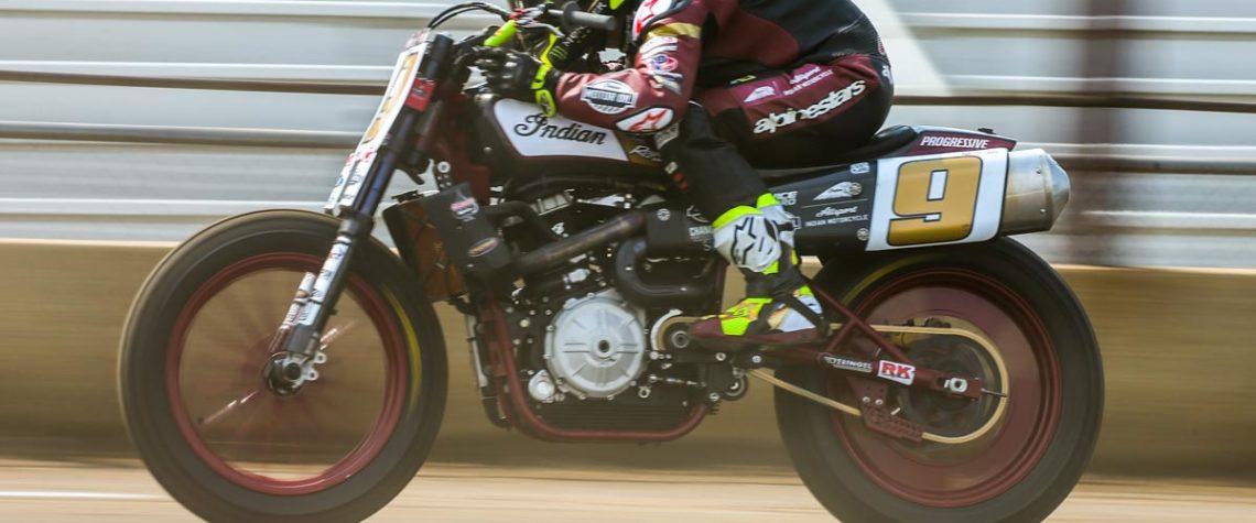 Indian Motorcycle Racing Atlanta Short Track