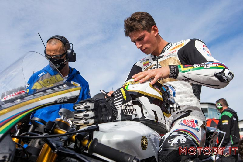 Locatelli Bardahl Racing Yamaha