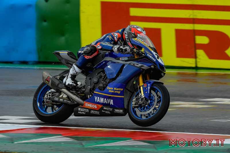 Loris Baz Yamaha SBK