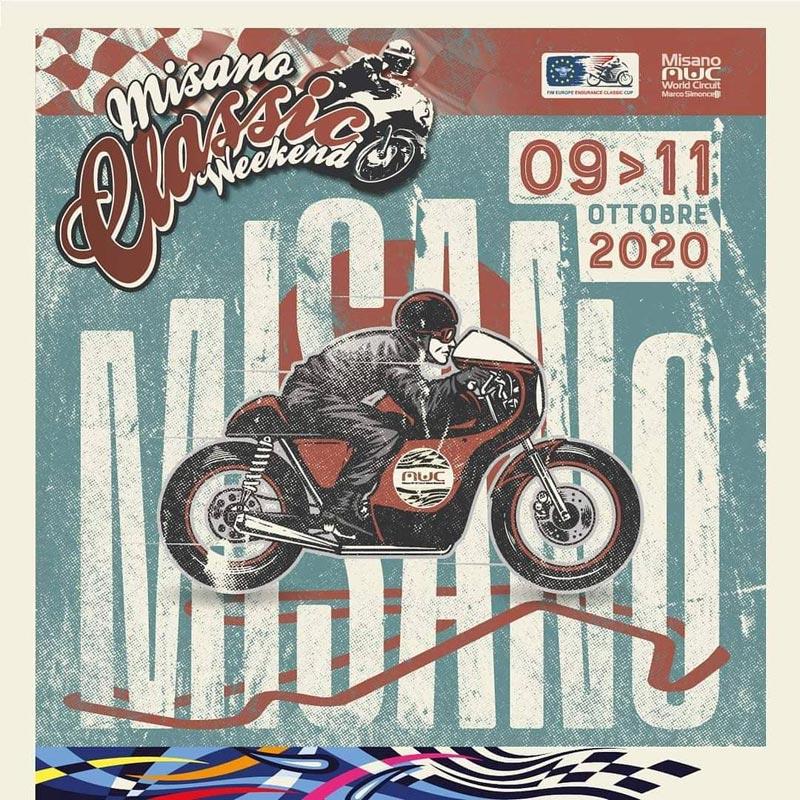 Misano Classic Weekend 2020