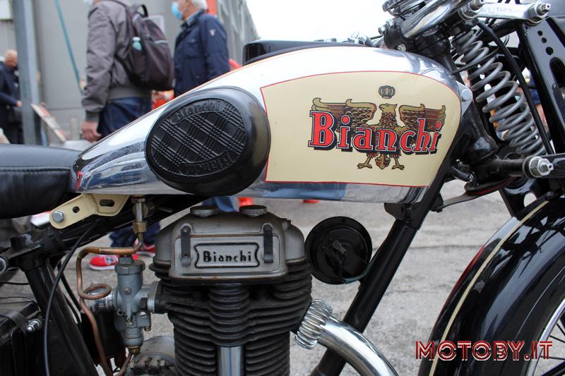 Moto Bianchi Auto Moto d'Epoca