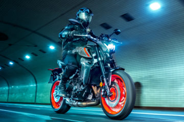 Yamaha MT-09 MY2021