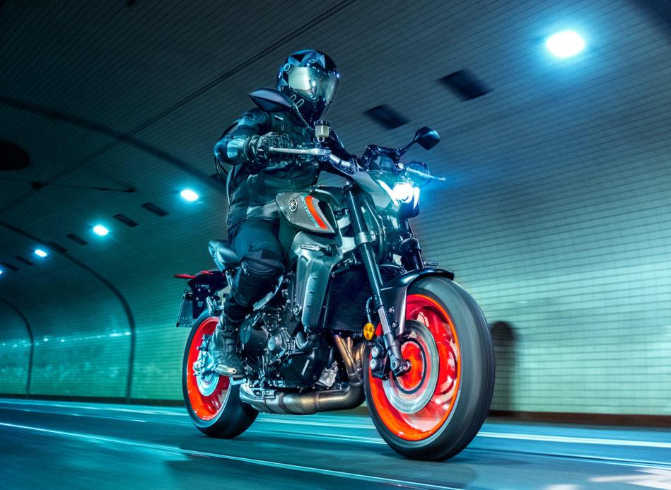 Nuova Yamaha MT-09 Hyper Naked