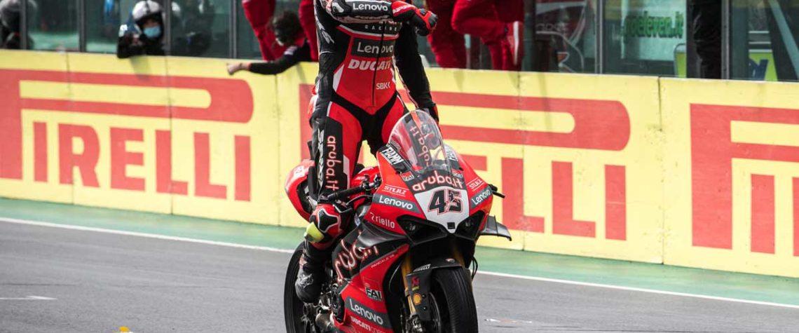 Scott Redding Aruba Ducati SBK