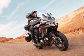 Kawasaki Versys 1000 S MY2021