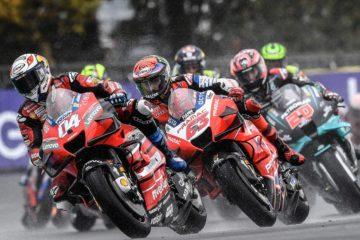 Danilo Petrucci vince la gara MotoGP di Francia