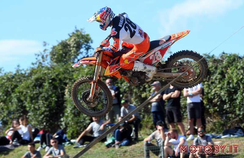 Tom Vialle MX2 Mantova