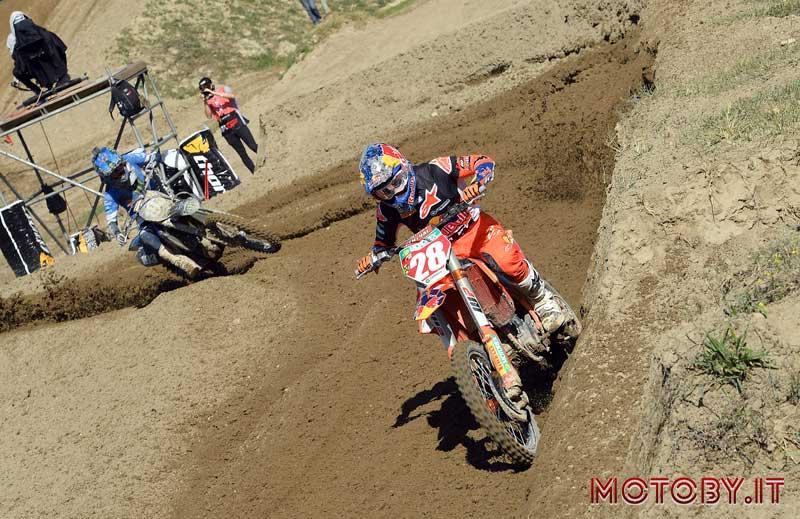 Tom Vialle e Jago Geerts MX2 Mantova