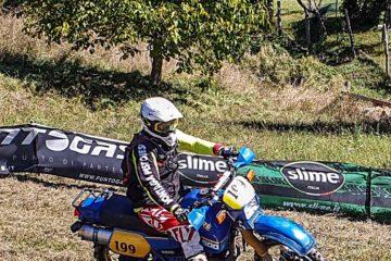 Roberto Fantaguzzi conquista il week-end di San Marcello Piteglio