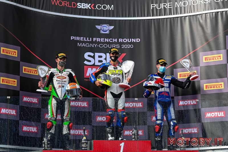 WorldSSP300 podio