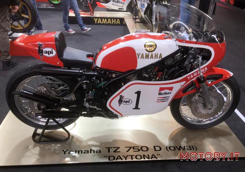 """Yamaha TZ 750 D OW31 """"Daytona"""" Auto Moto d'Epoca"""
