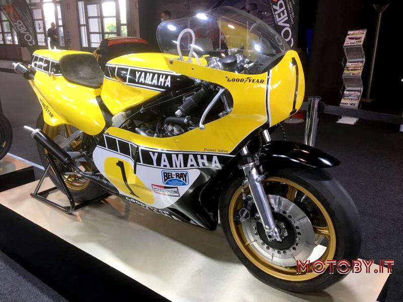 "Yamaha TZ 500 ""Reverse"" OW48R Kenny Roberts"