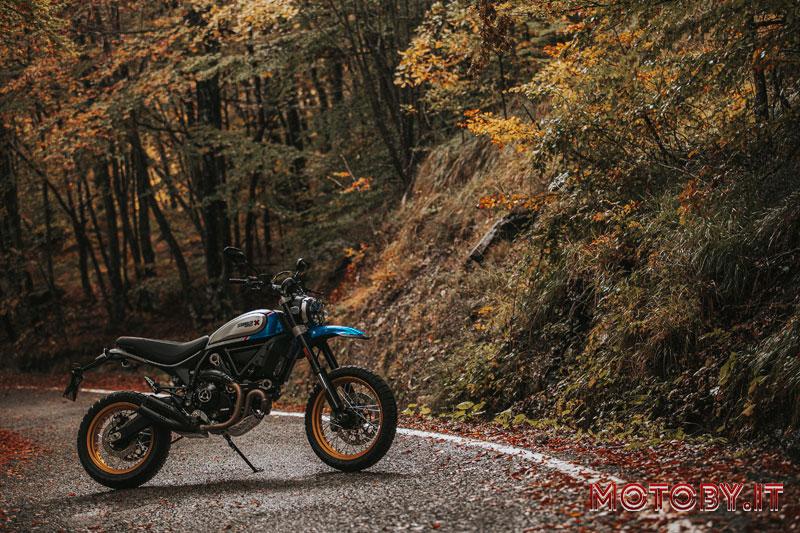 Ducati Scrambler MY2021