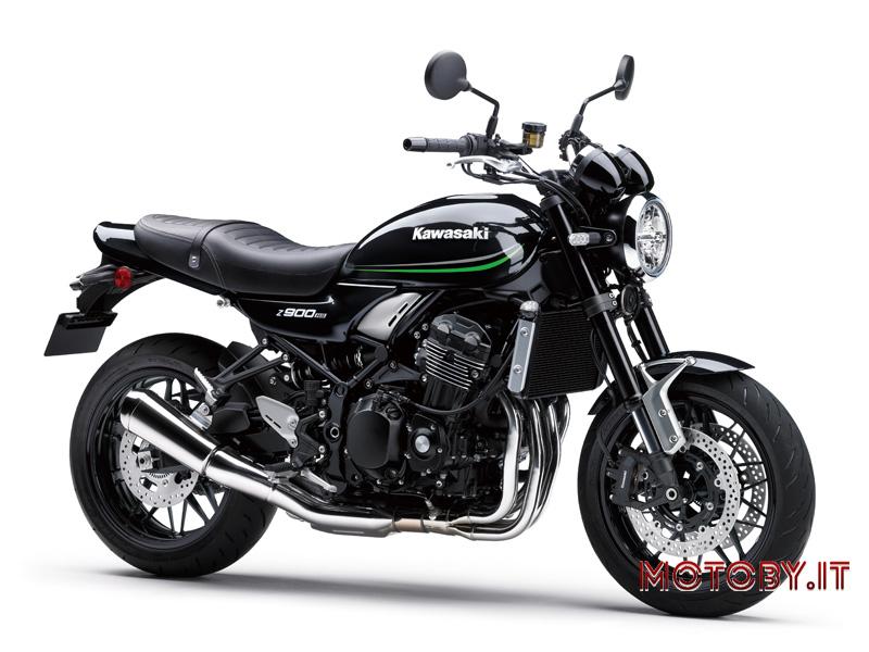Kawasaki Z900RS MY2021